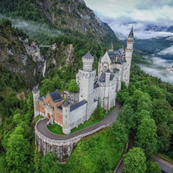 Neuschwanstein Castle Germany Road Trip