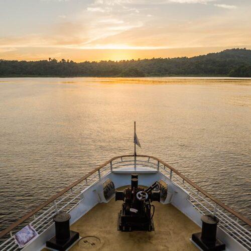Central America cruise - UnCruise Adventures