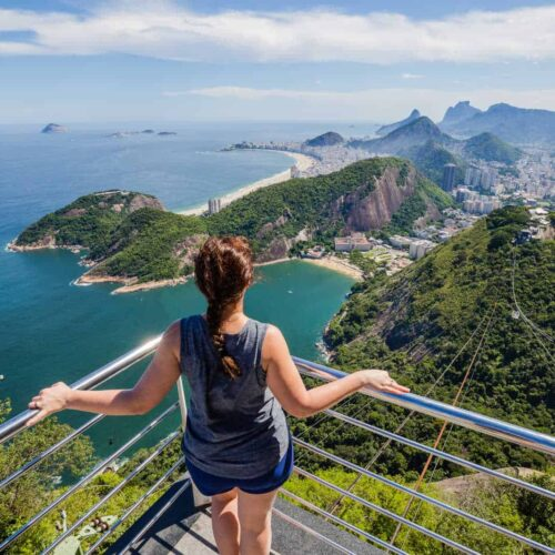 trip to Brazil itinerary