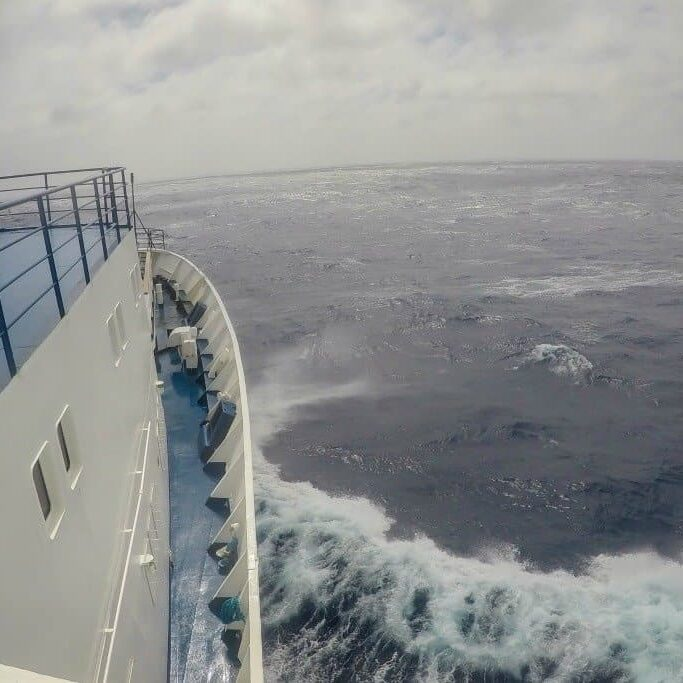 Drake Passage with Quark Expeditions