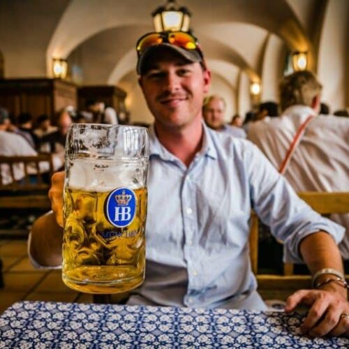 Hofbrauhaus Munich Germany