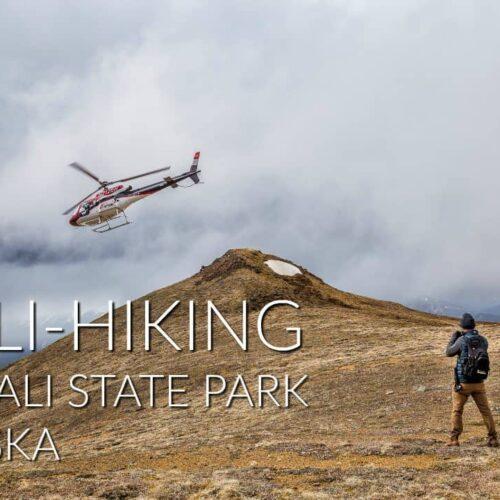 Heli Hike Denali State Park Alaska