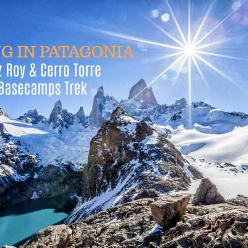 Hiking in Patagonia Divergent Travelers