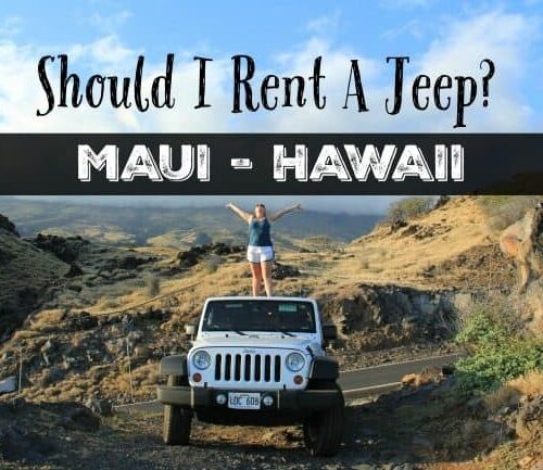 Jeep Rental Maui Hawaii