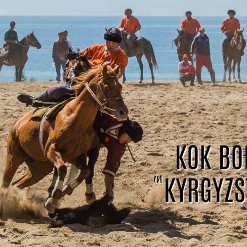 Kok Boru Kyrgyzstan