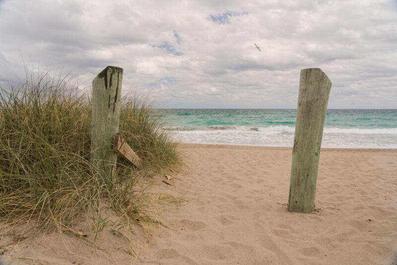 beach in Martin County Florida