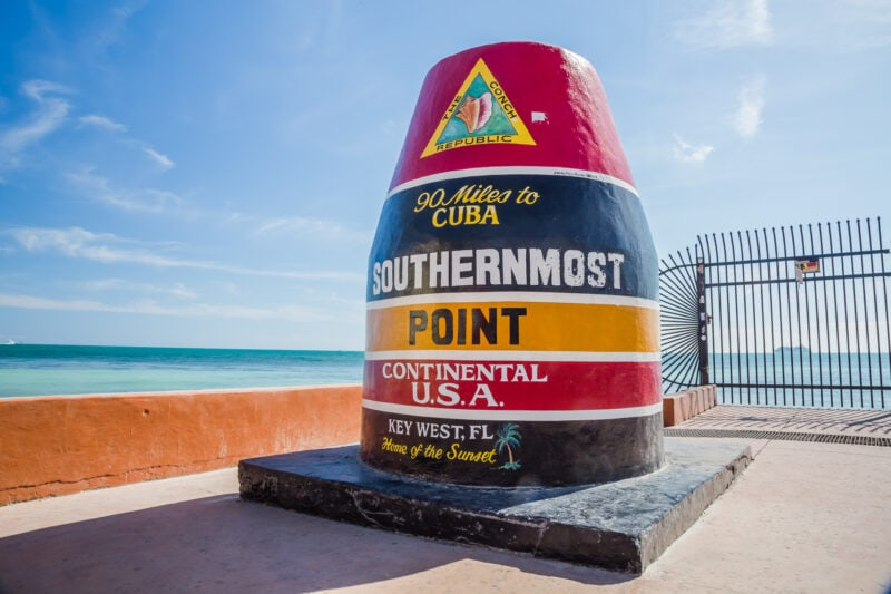 Southernmost Point Buoy - Things to Do in Key West, Florida
