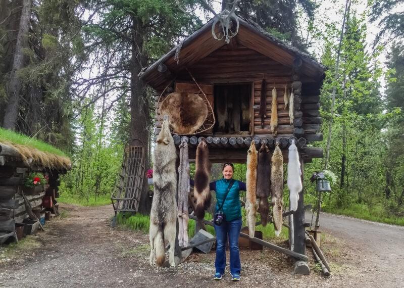 Lina Stock in Fairbanks, Alaska