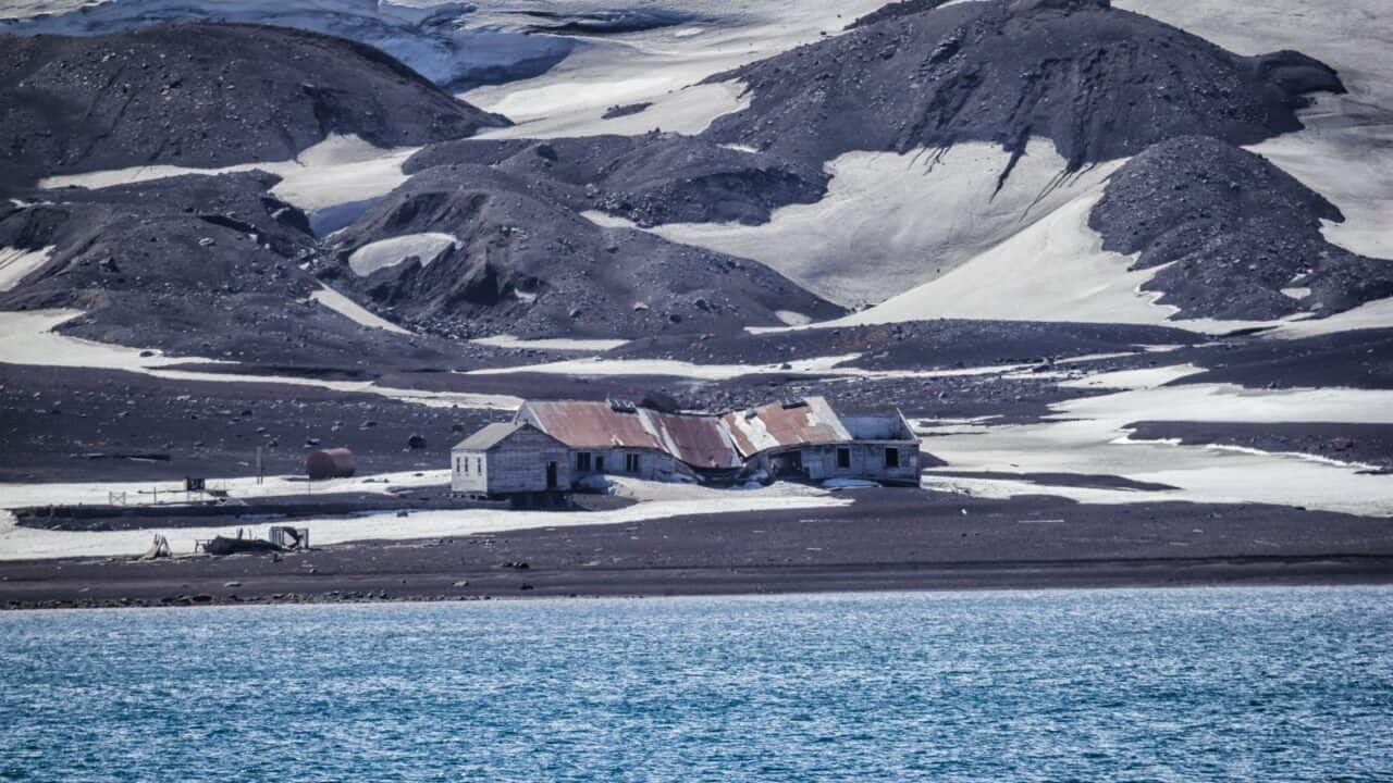 Deception Island – A different side of Antarctica